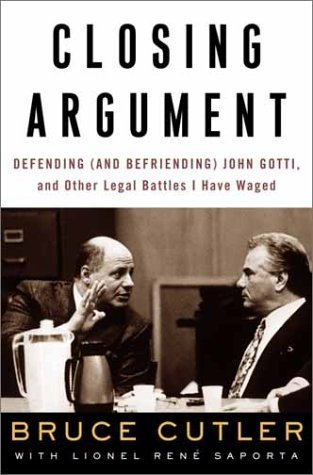 Closing Argument - by Bruce Cutler